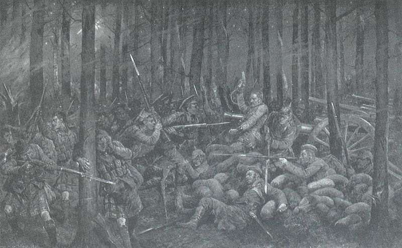 Battle Of Kitcheners Wood