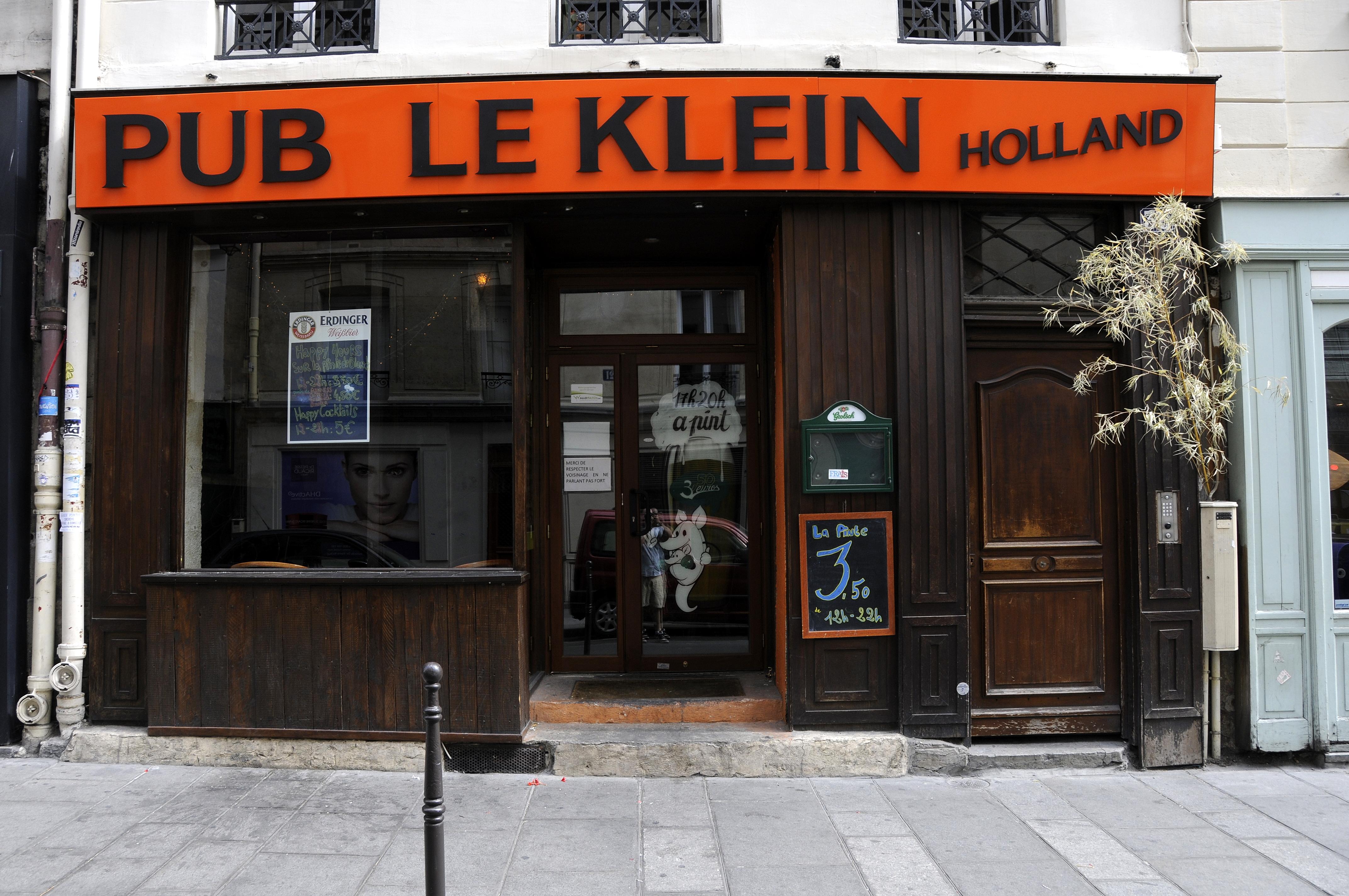 File:Klein Holland, 36 Rue du Roi de Sicile, 75004 Paris 2008.jpg ...