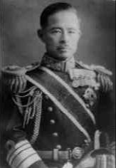 Teruhisa Komatsu Japanese admiral