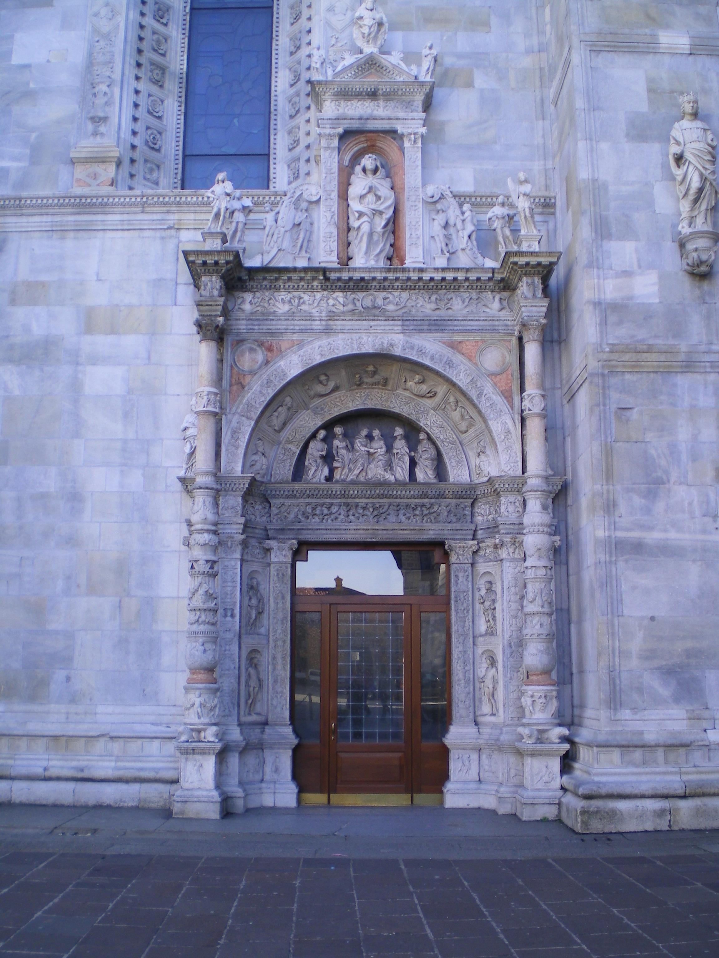 file la porta della wikimedia commons