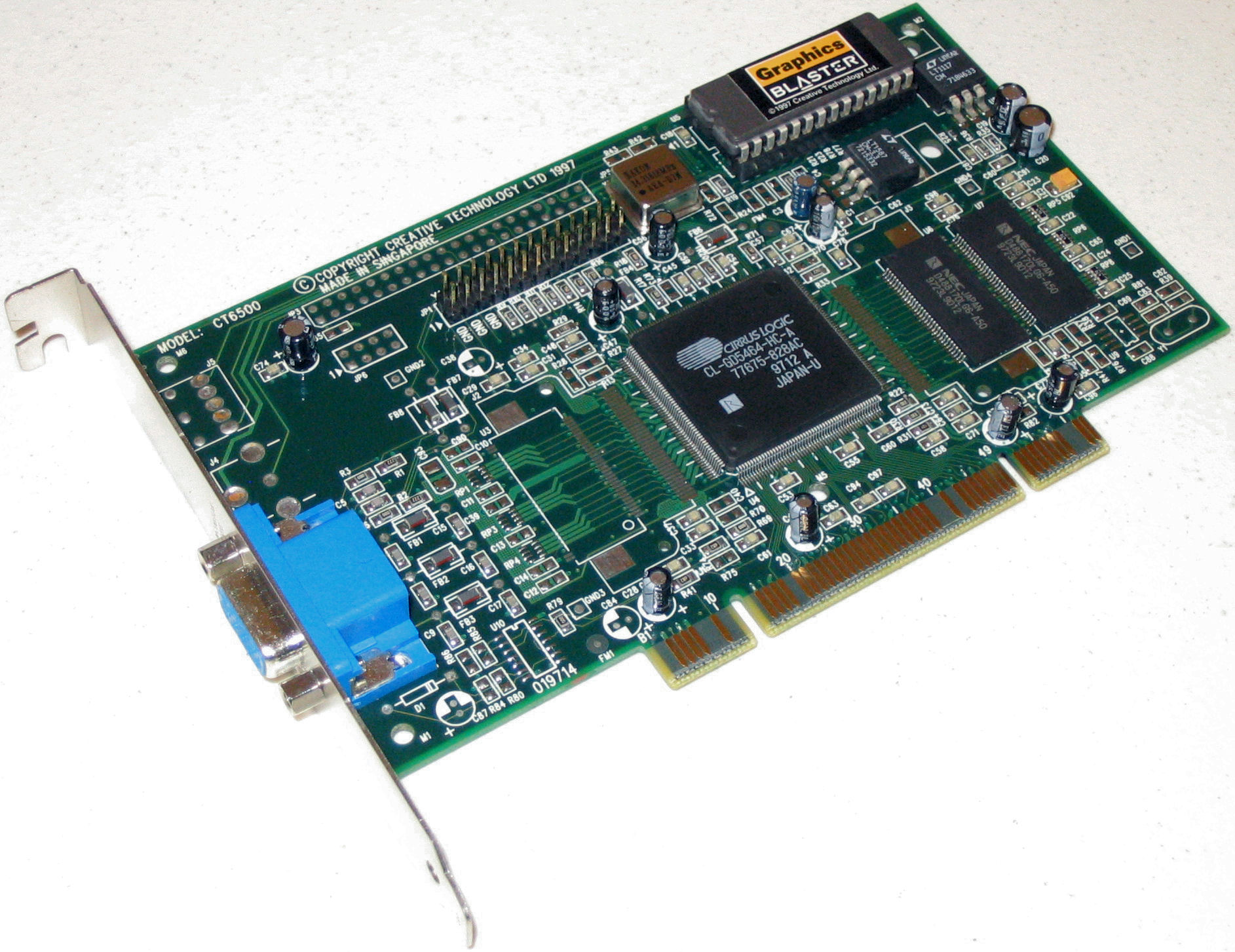 CIRUS LOGIC 5446 DRIVER FOR PC