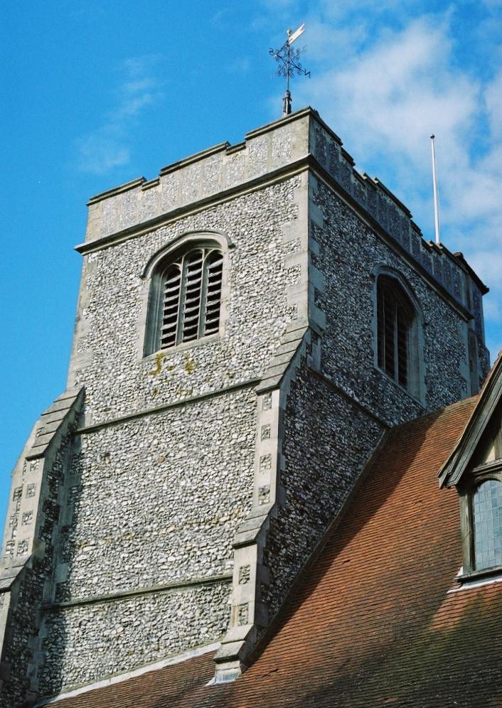 Church Of St Mary Amp St Nicholas Leatherhead Wikipedia