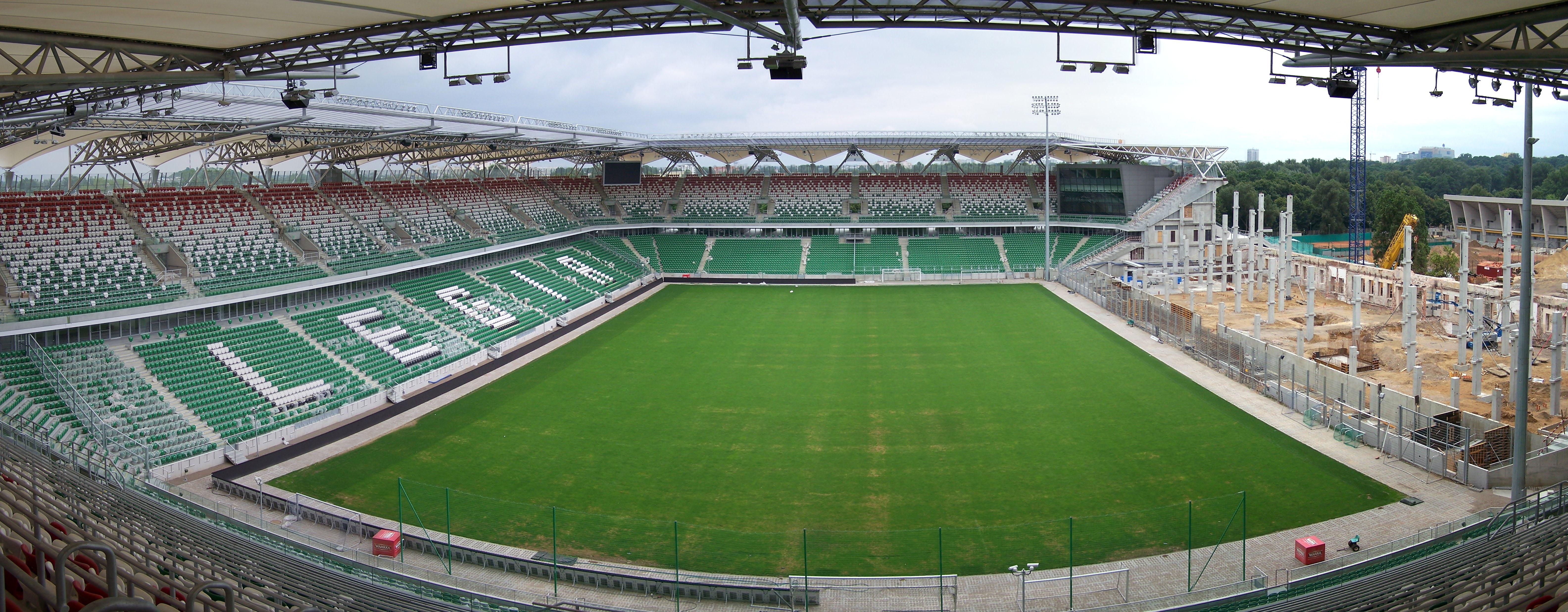Legia Warschau Stadion