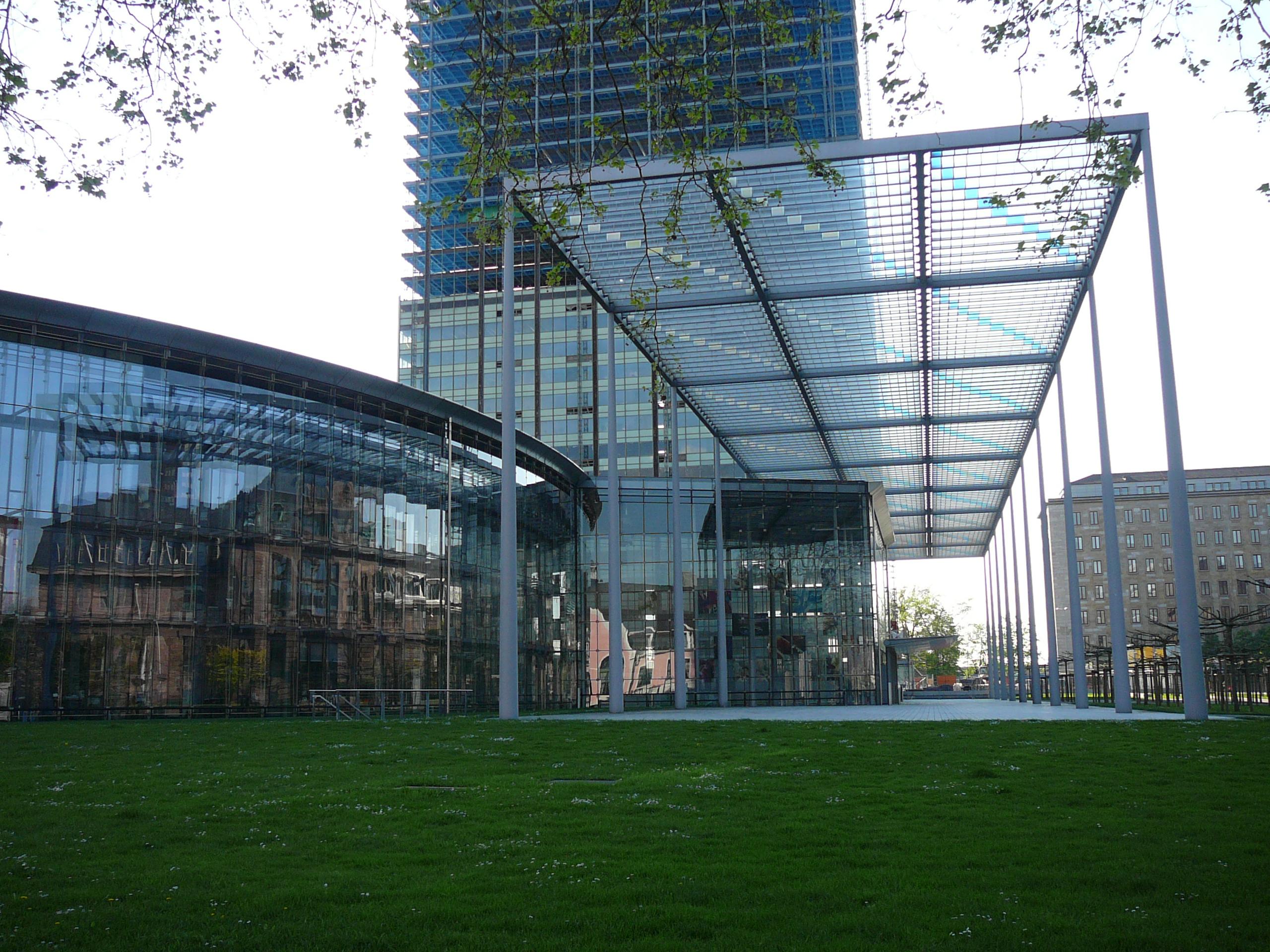 Headquarters in Leverkusen