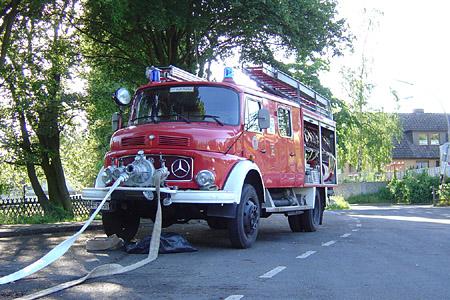 Löschgruppenfahrzeug LF 16-TS