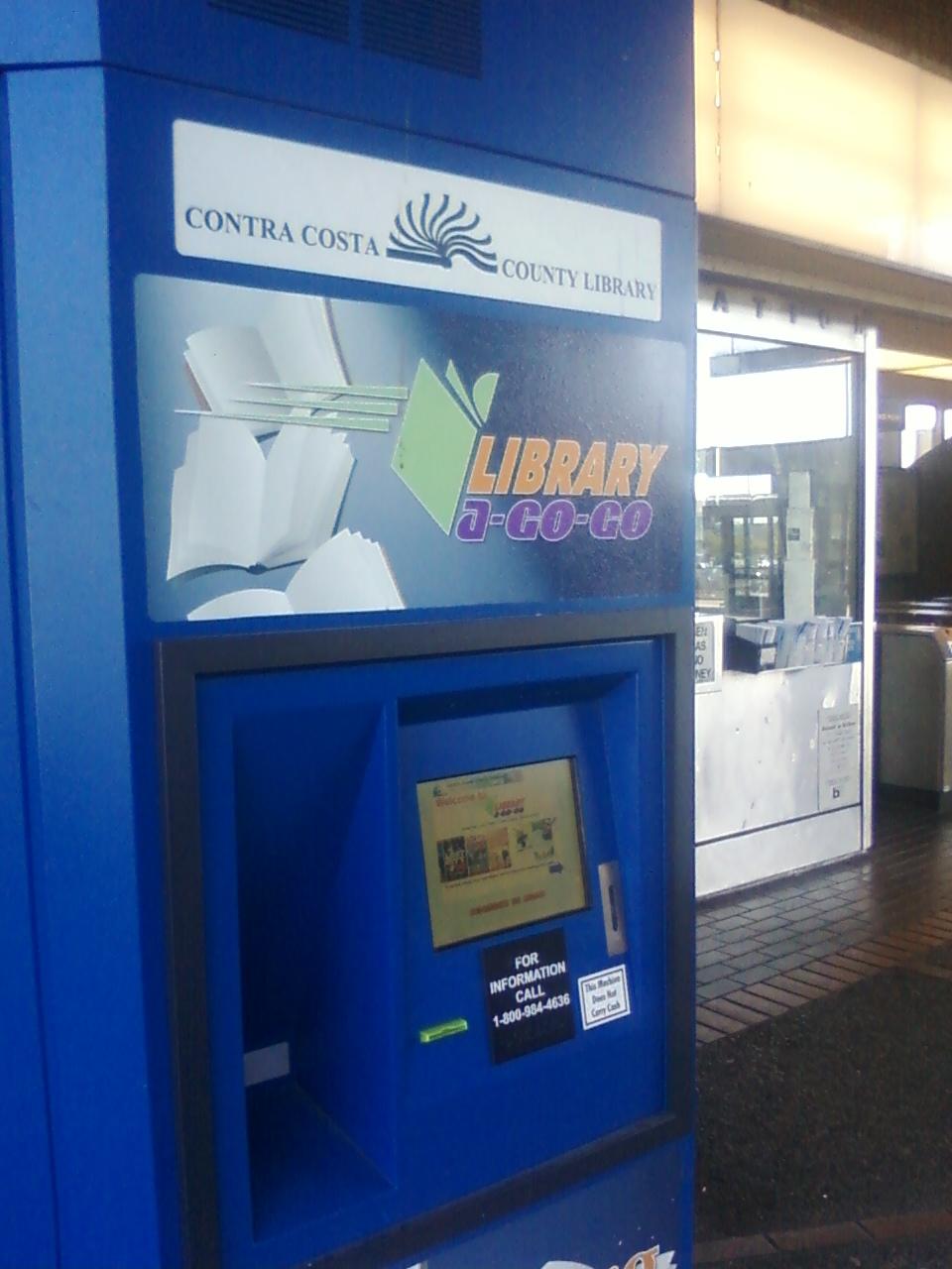 Contra Costa County Library Wikipedia