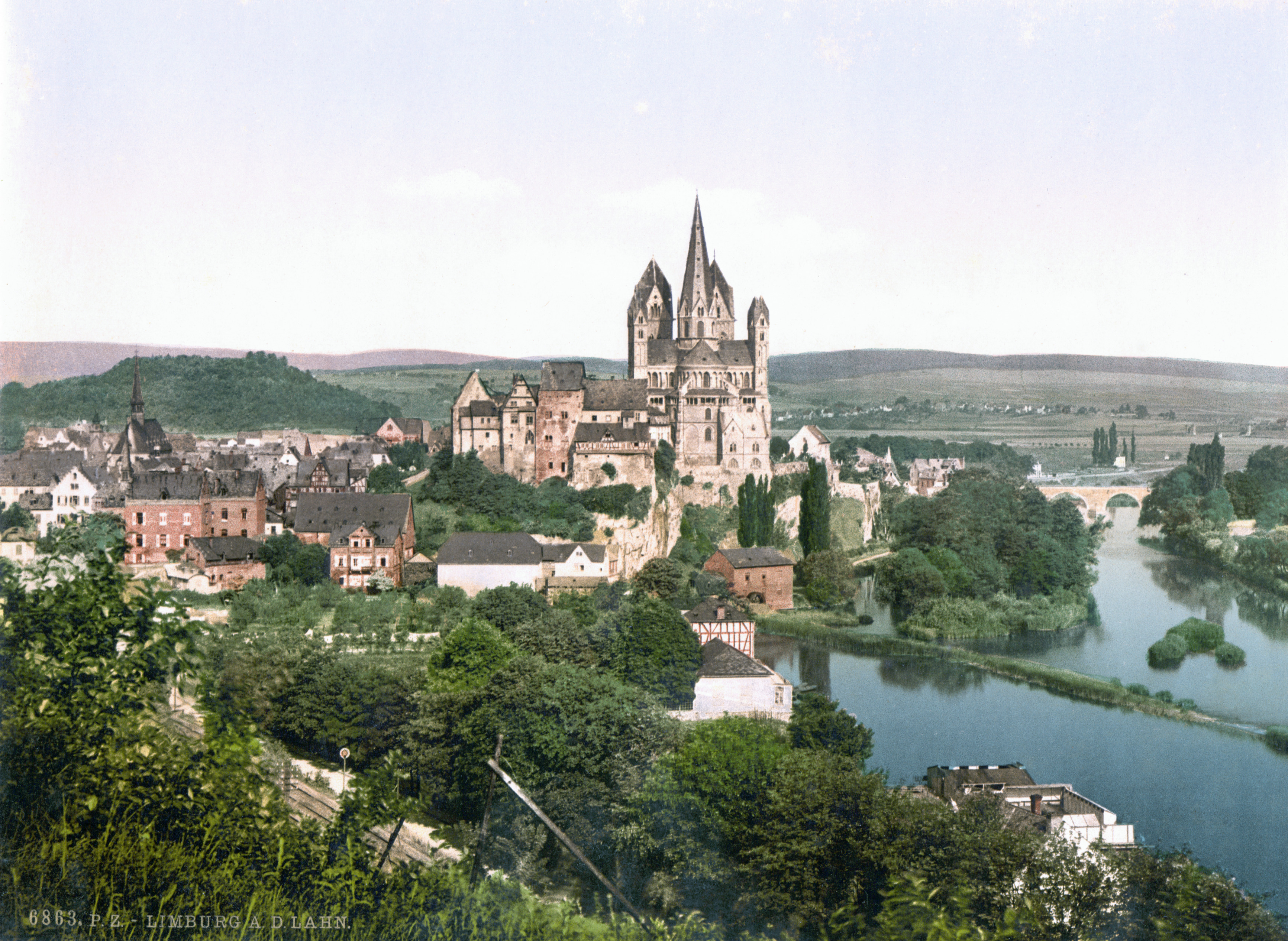 Transportation to Limburg in Germany