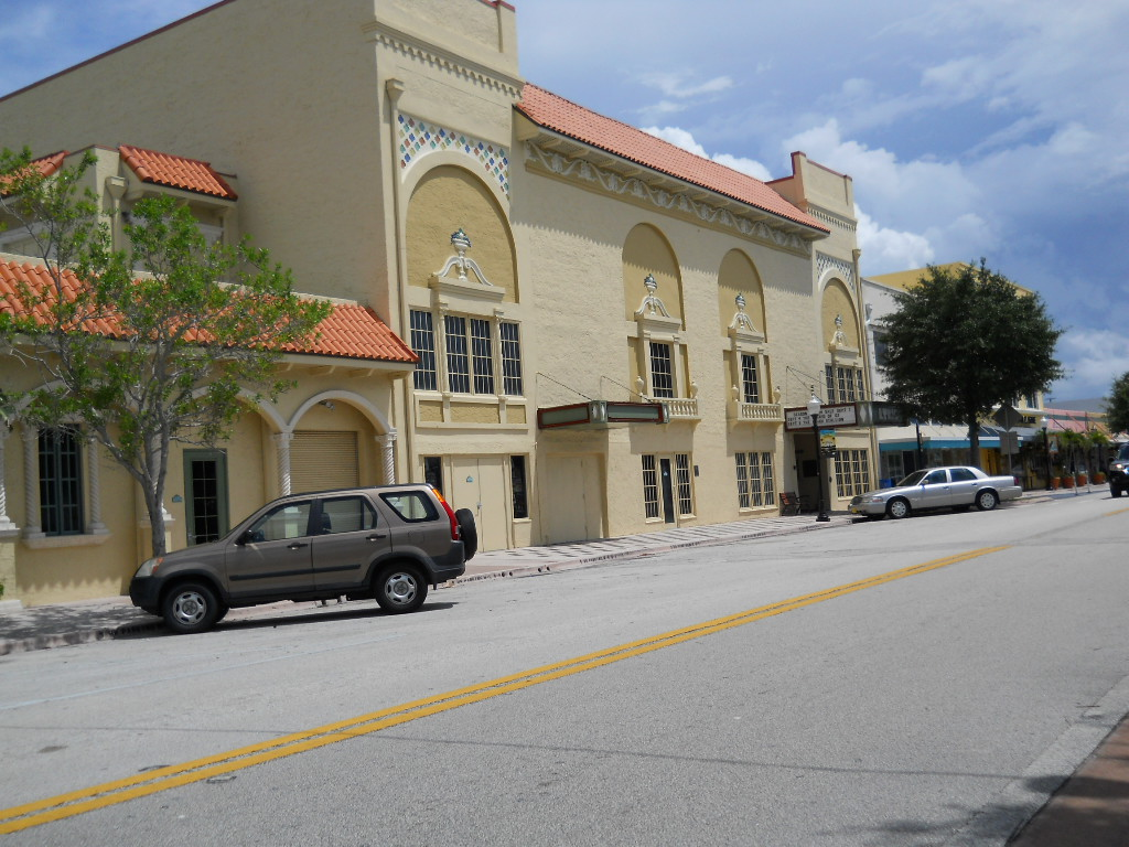 Front Elevation For Building : Lyric theatre stuart florida wikipedia