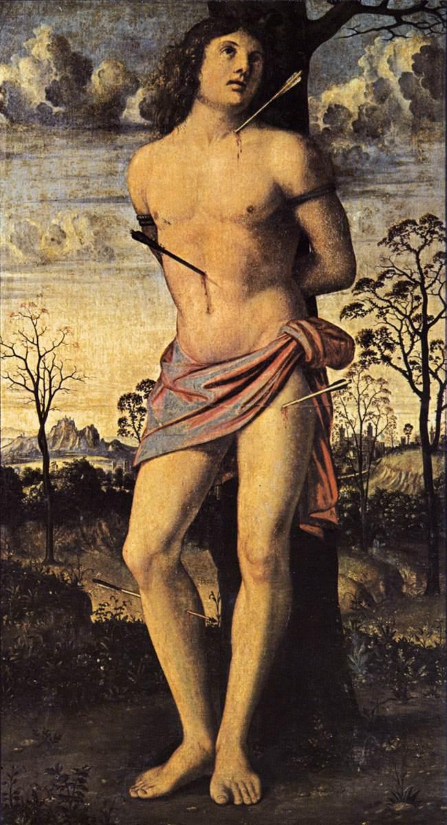 Святой Себастьян — Википедия