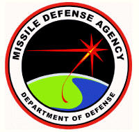 The logo of the Missile Defense Agency