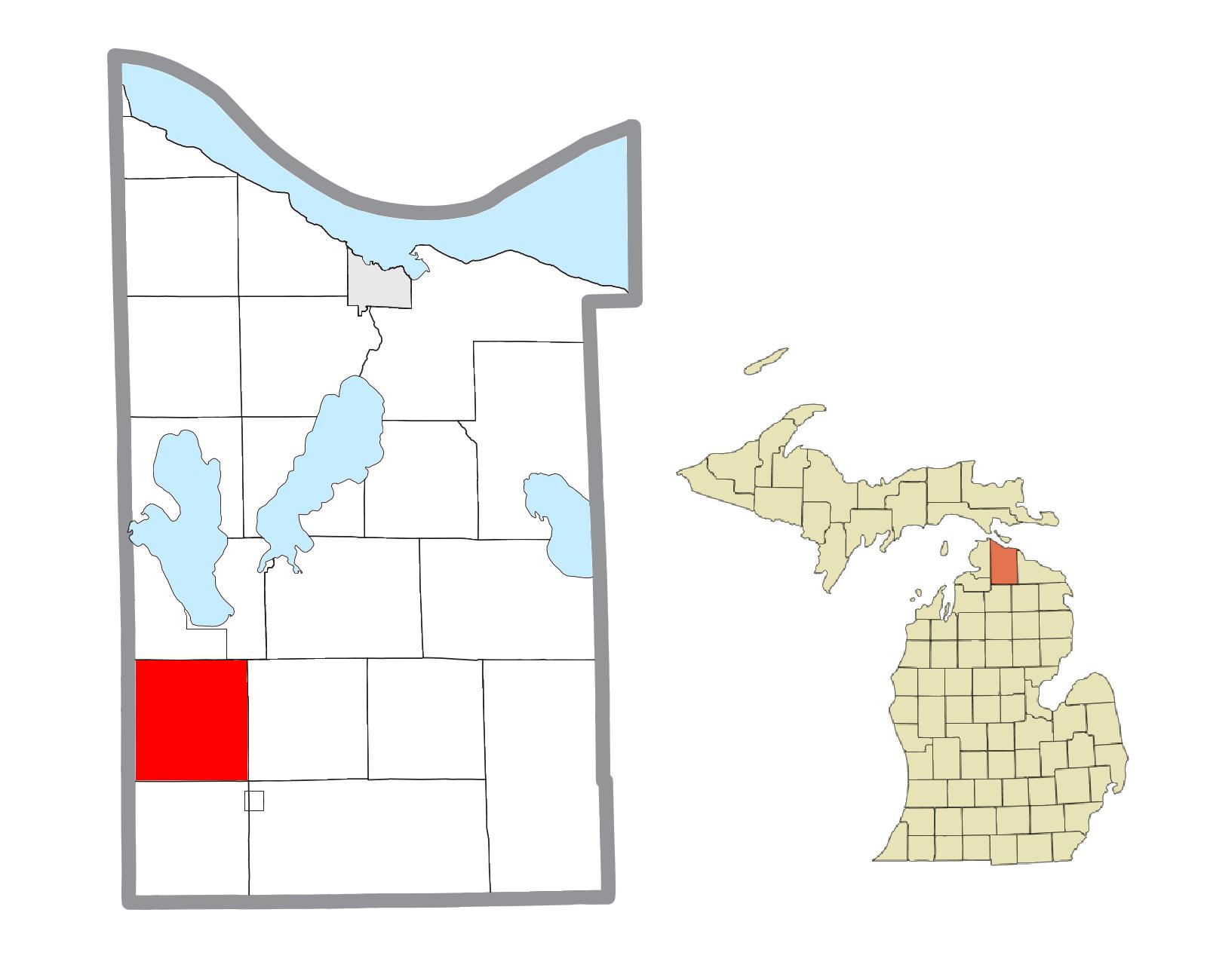 Mentor Township, Cheboygan County, Michigan - Wikipedia