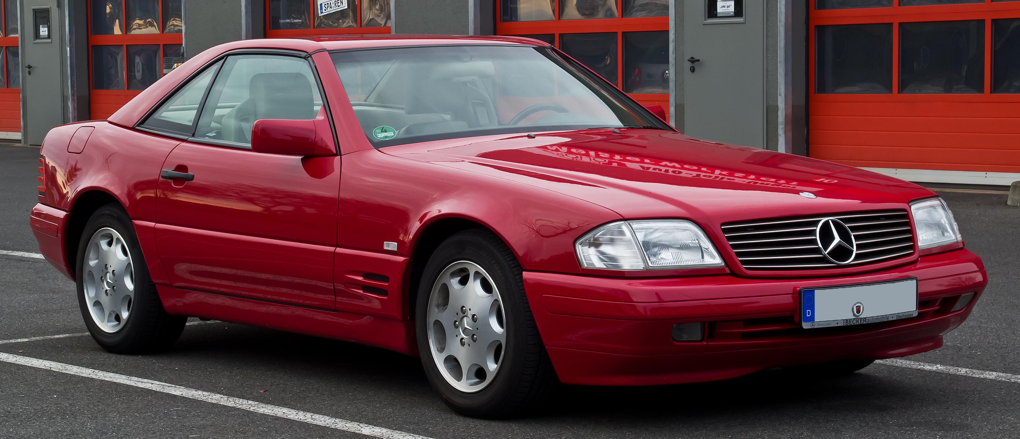 mercedes benz sl class r129 wikiwand rh wikiwand com 1996 Mercedes SL 1996 Mercedes  SL
