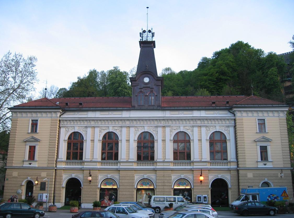 Šentjakobsko gledališče Ljubljana - Wikipedija, prosta enciklopedija