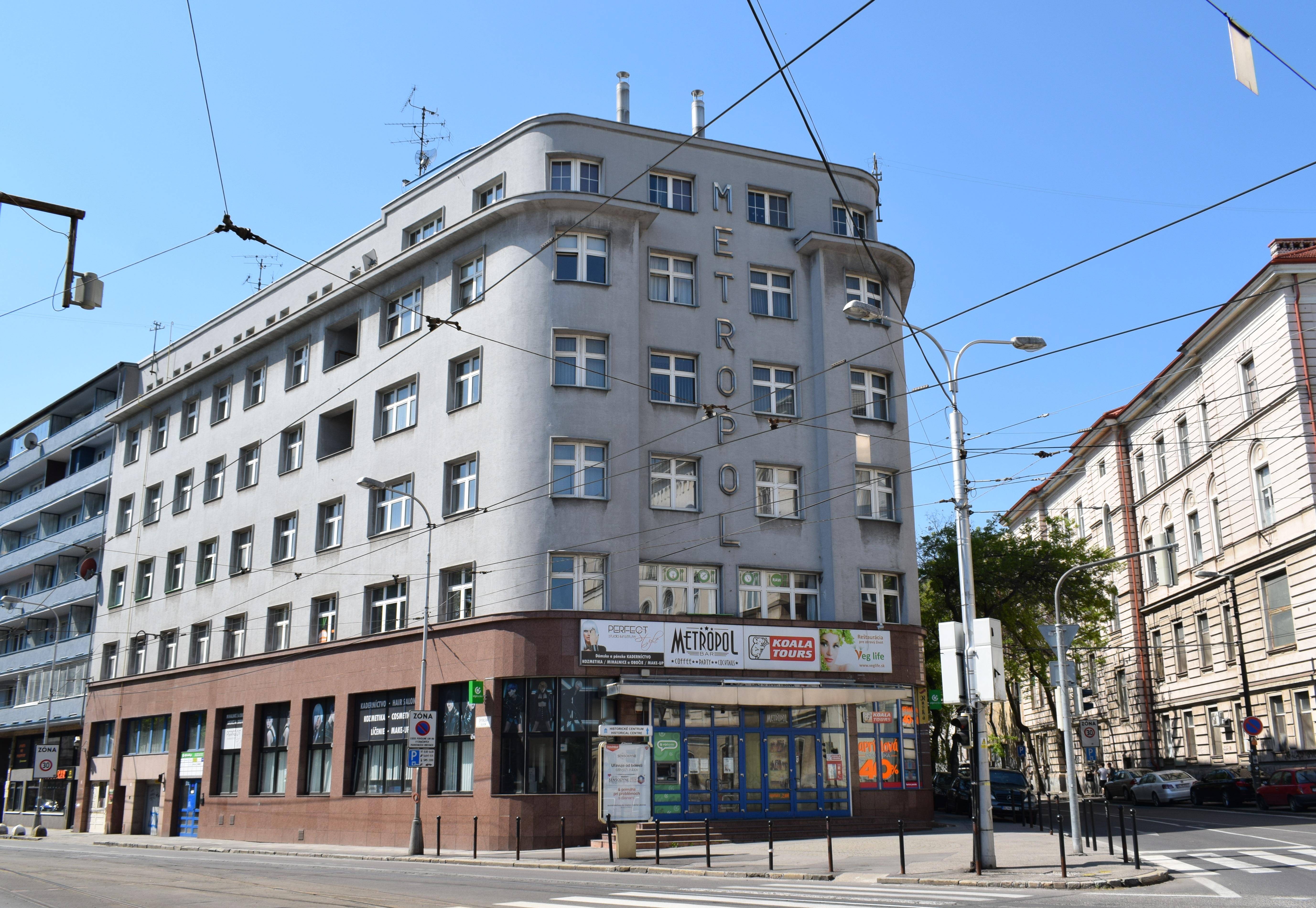 budova datovania