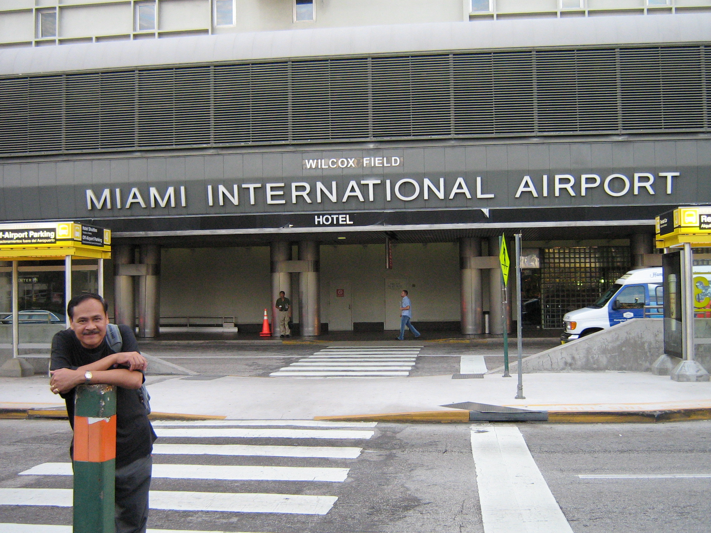Miami International Airport Hotel Day Use