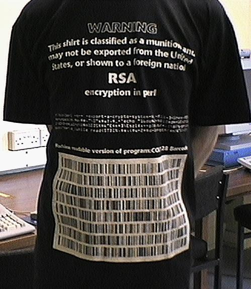 Image of PGP Tshirt