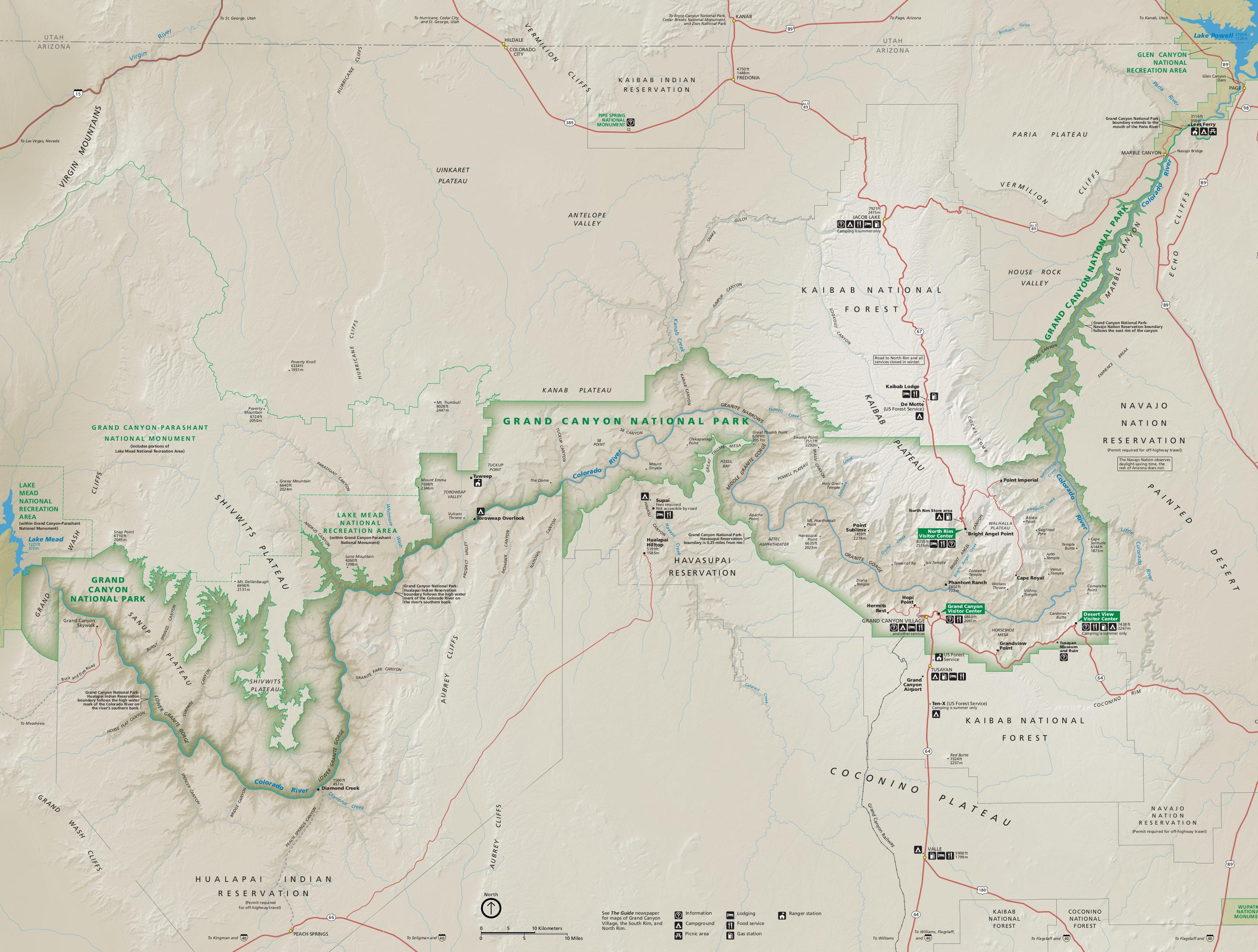 Filenps grand canyon national park mapg wikimedia commons filenps grand canyon national park mapg sciox Choice Image