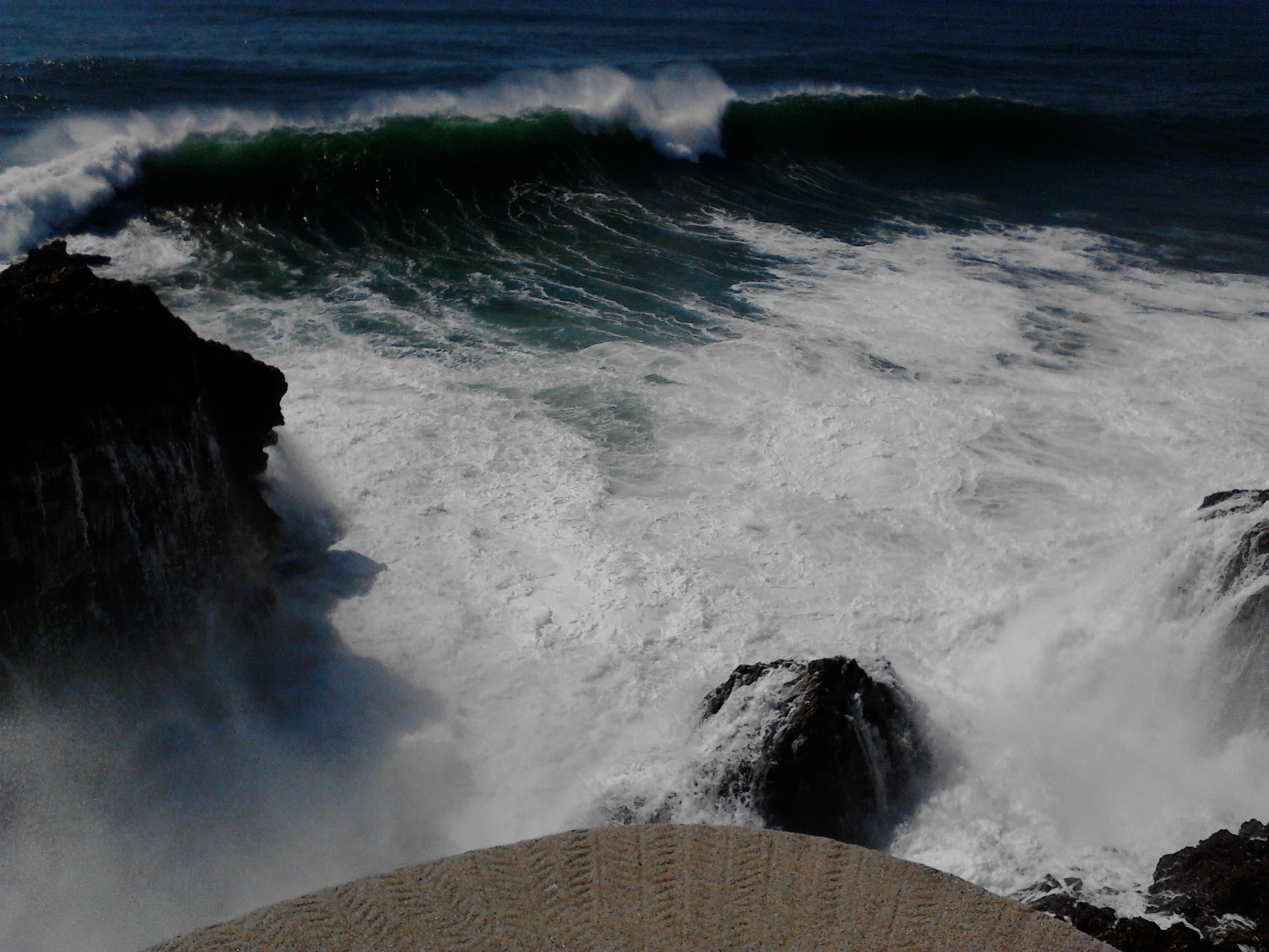 The Epic Quest to Ride the World's Biggest Wave | Travel ...  |Nazare Canyon