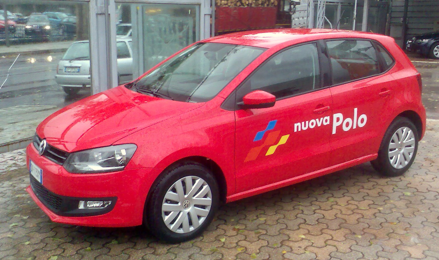 File New Volkswagen Polo 1 2 Petrol Jpg Wikimedia Commons