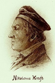 Nikolaus Kraft (Source: Wikimedia)