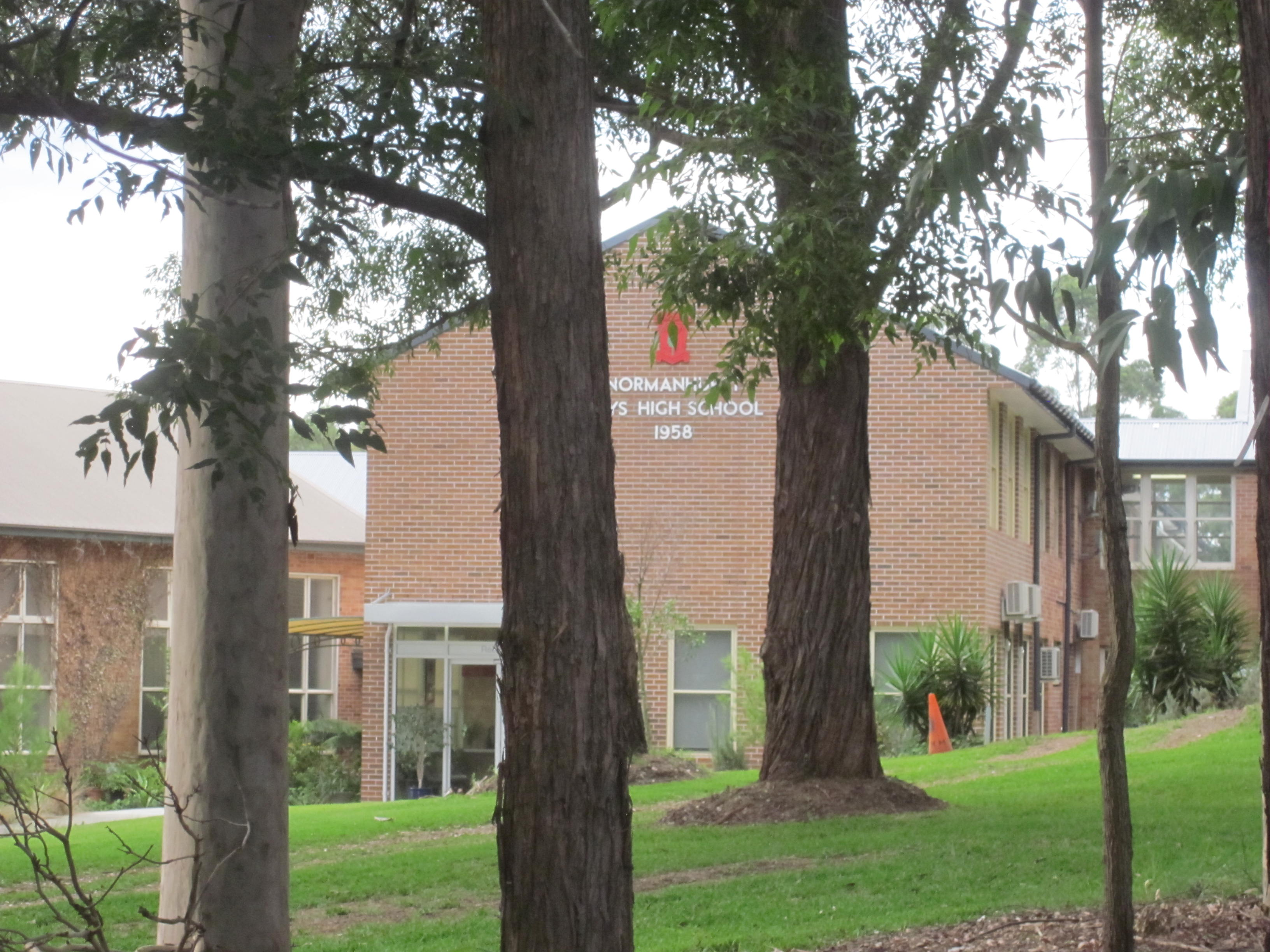 Normanhurst Boys' High School - Wikipedia