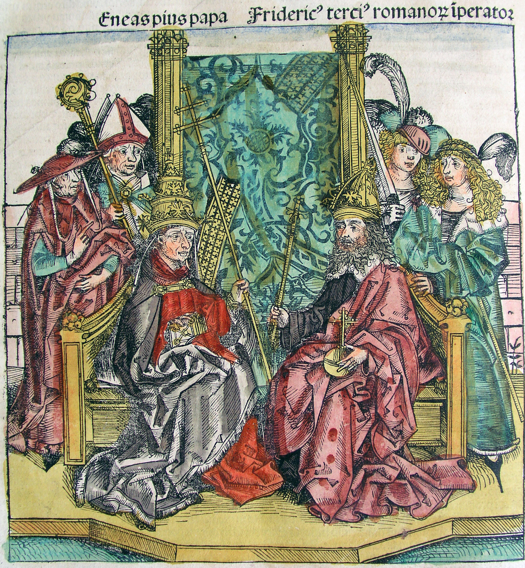 Depiction of Poderes universales