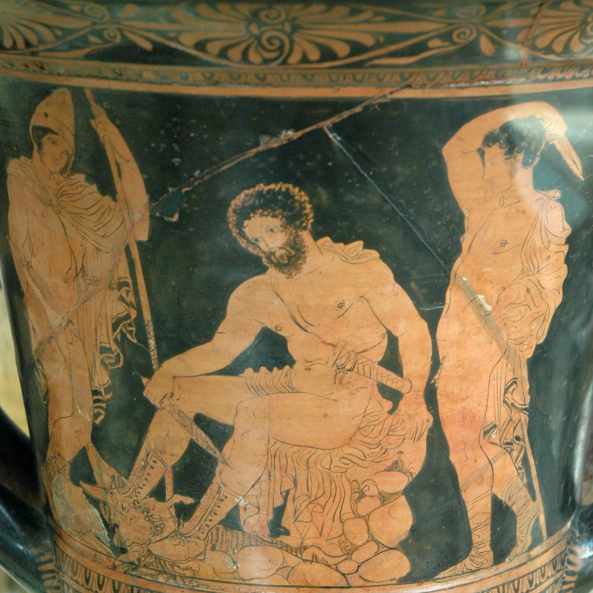 Ulisse e Tiresia