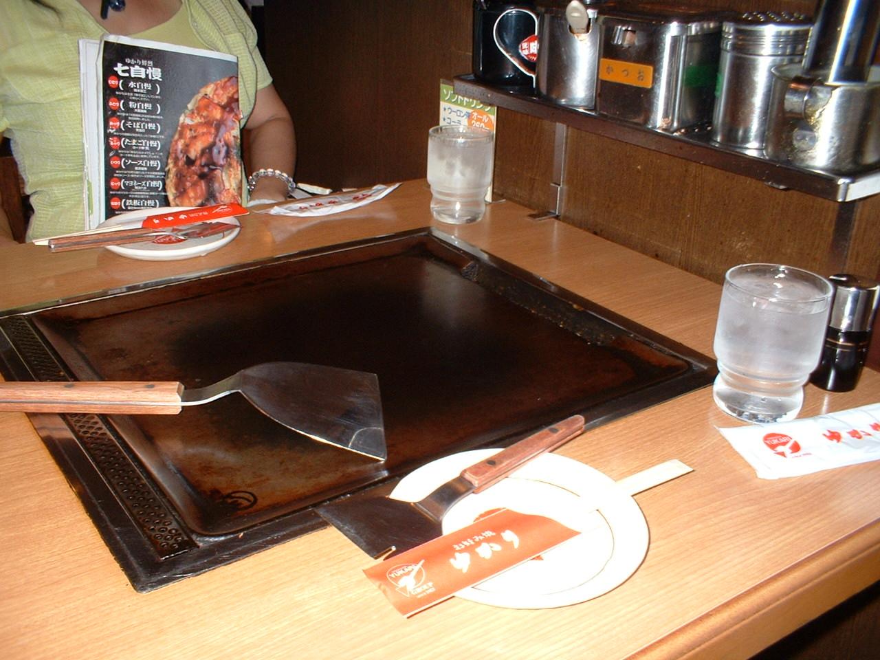 Ehrfürchtig Teppanyaki Grill Küche