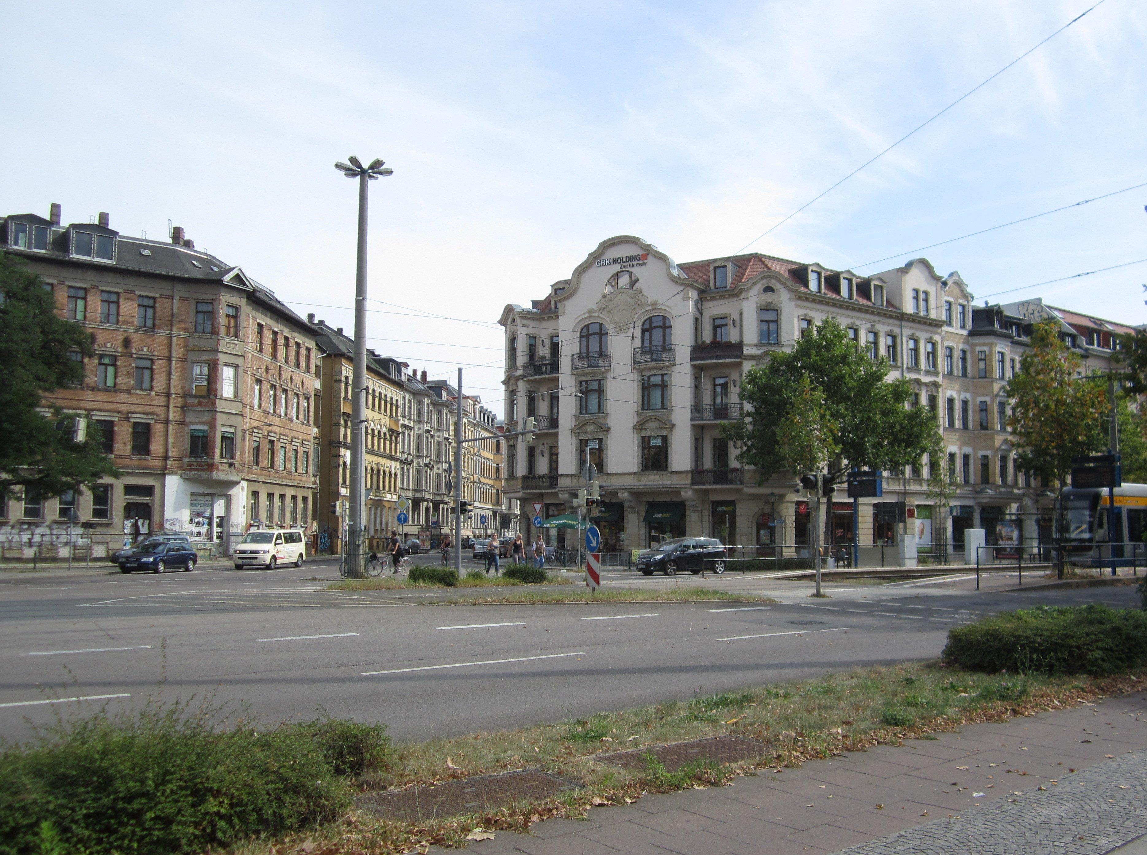 Ostplatz Leipzig file ostplatz leipzig 2016 004 jpg wikimedia commons