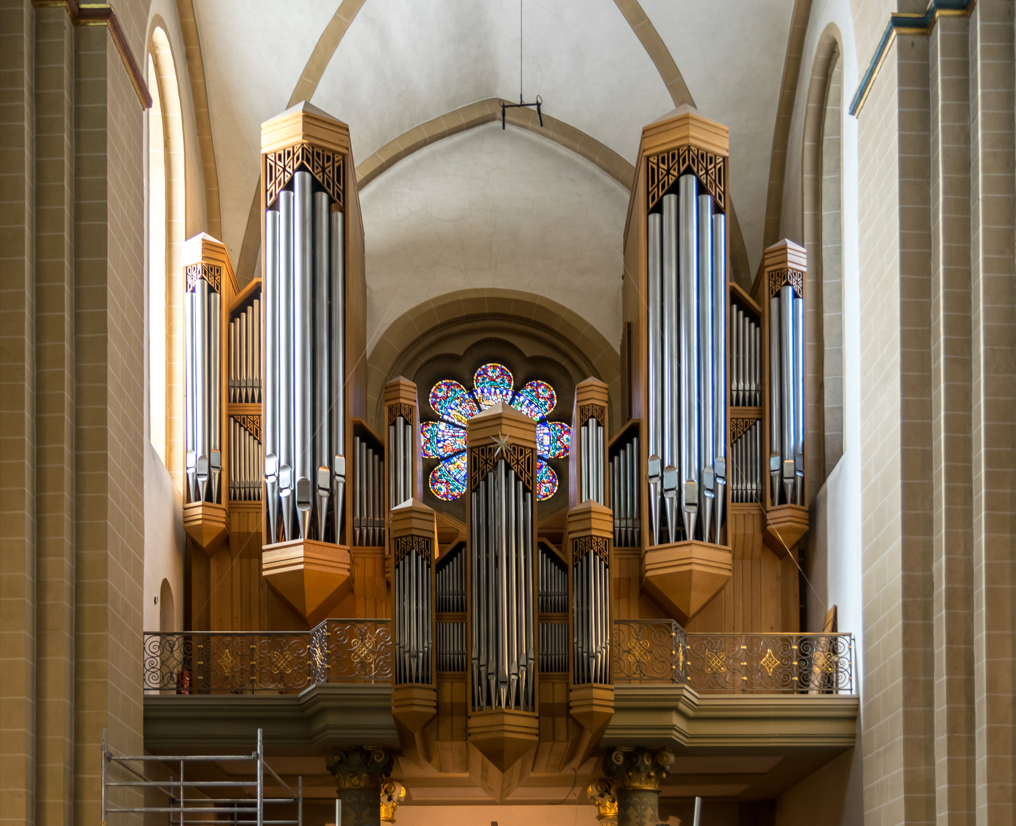 File:Paderborn - 2015-10-10 - Dom, Orgel jpg - Wikimedia Commons