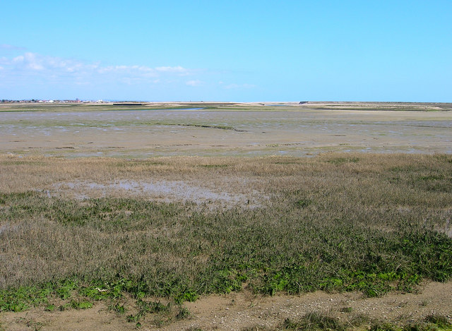 Pagham Harbour - geograph.org.uk - 765625