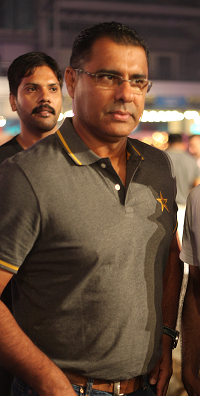 Pakistan Super League PSLt20 Cricket - Waqar Yonus (cropped).png