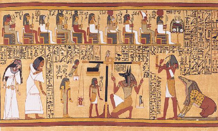 Image Result For Egypt Gods Coloring