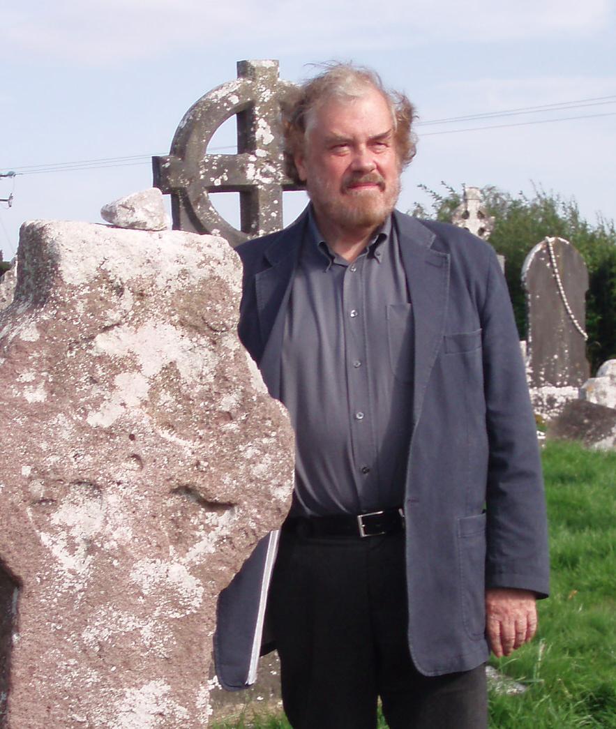 Peter Berresford Ellis in [[Emly]], Ireland