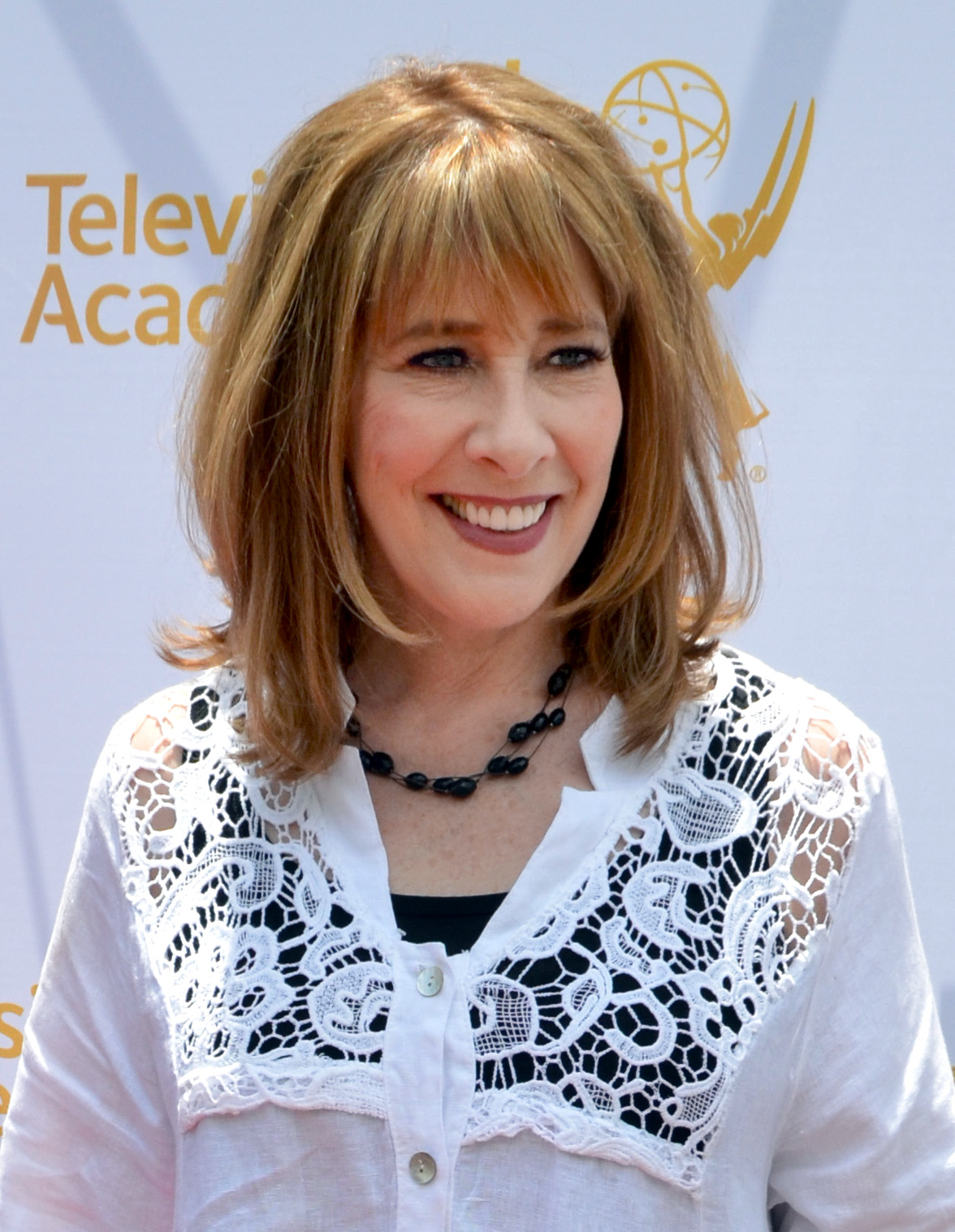 Phyllis Logan at an event for ''Downton Abbey'' Cast and Creators, May 2014