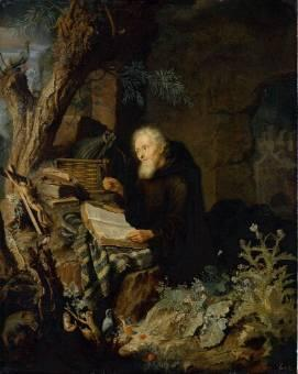Pieter Leermans - The Hermit
