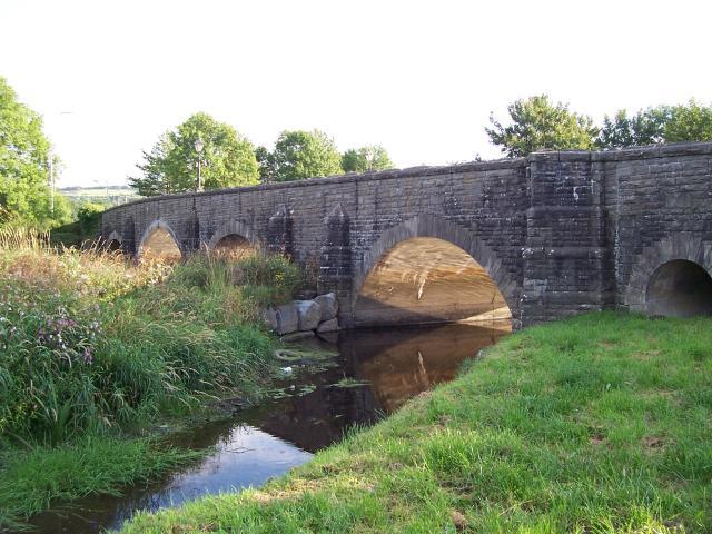 Pont Steffan - geograph.org.uk - 49760