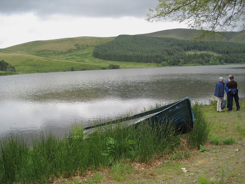 Portmore Loch and Dundreich - geograph.org.uk - 1995597
