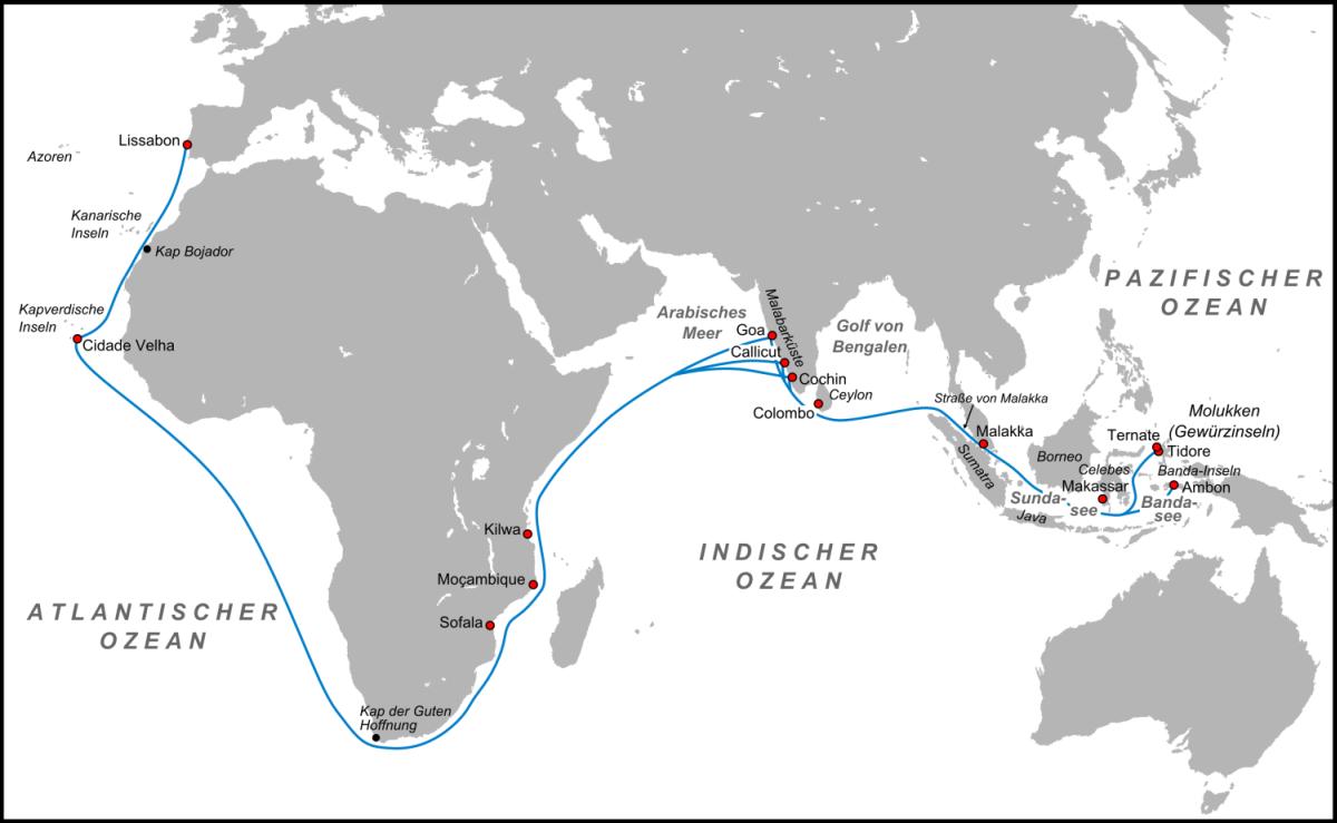 Handel seine Indië