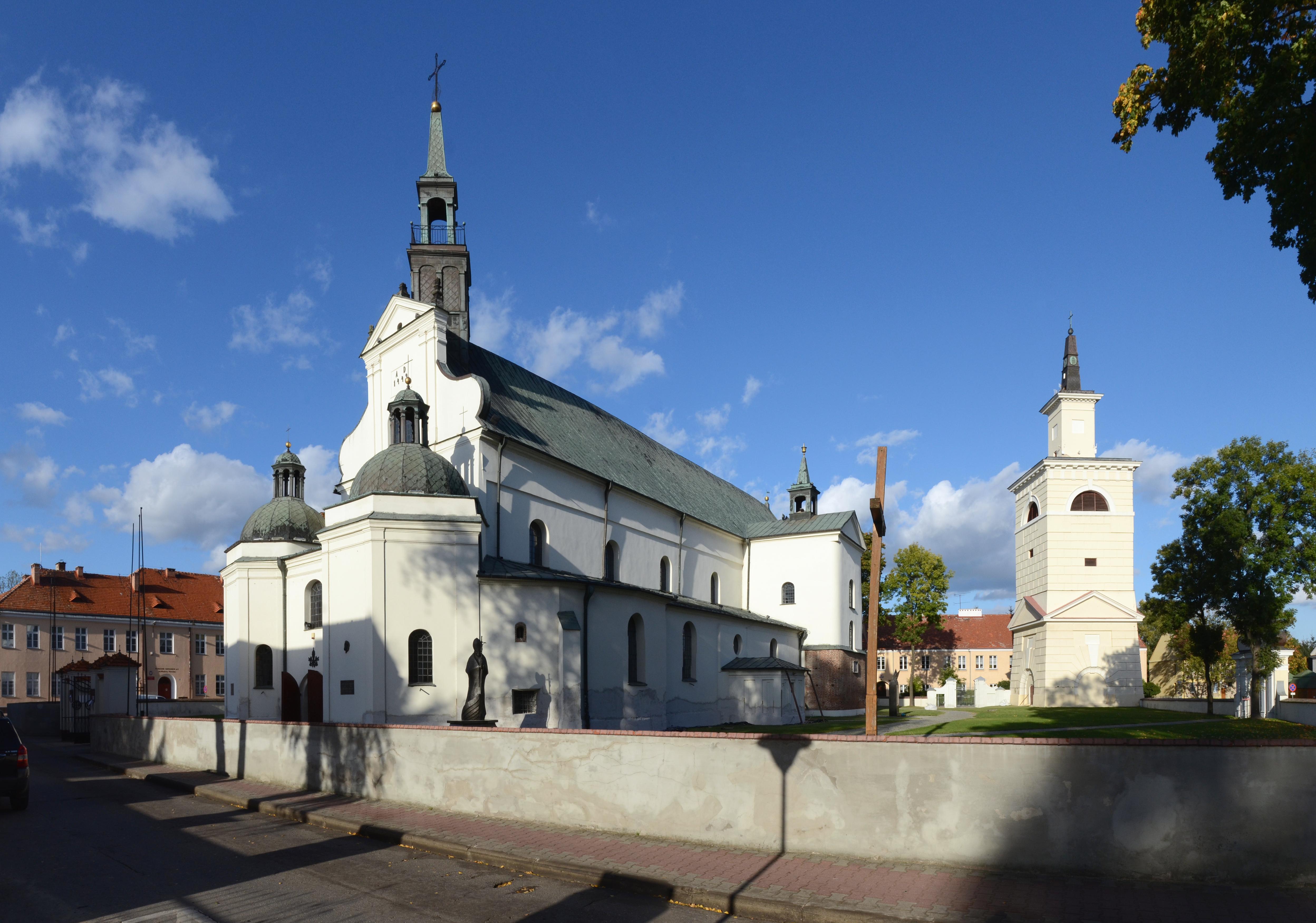 Collegiate Church Of Annunciation In Pultusk