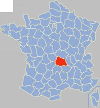 Communes of the Puy-de-Dôme department Wikimedia list article