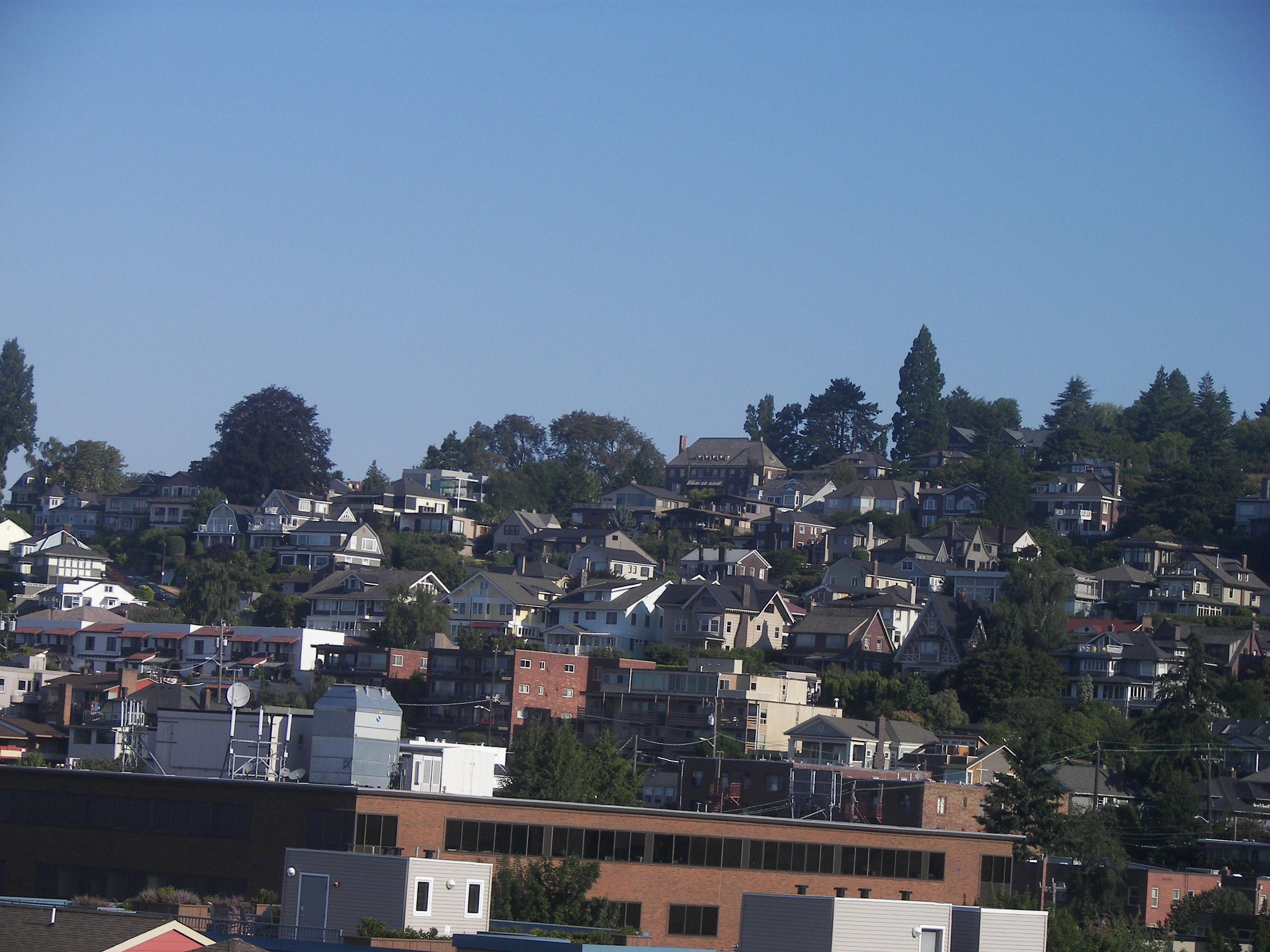 Queen Anne Neighborhood Seattle
