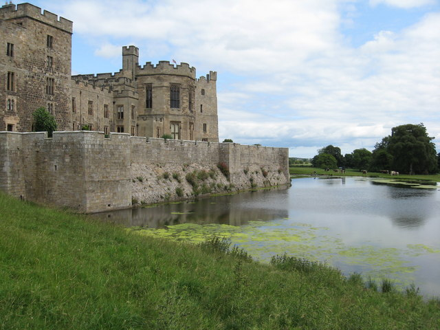 Raby Castle - geograph.org.uk - 1403716
