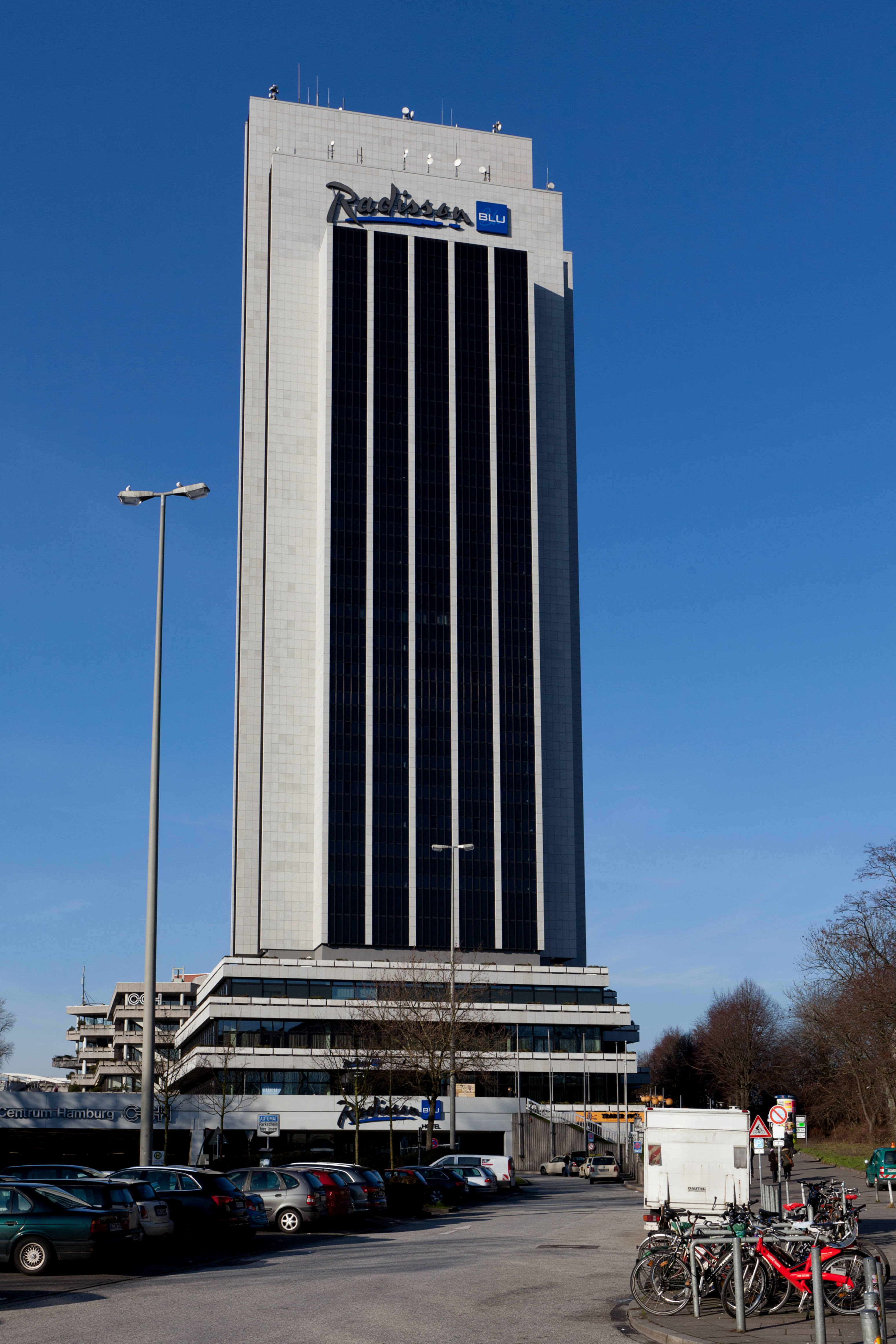 Radisson Blu Hotel Hamburg Marseiller Stra Ef Bf Bde
