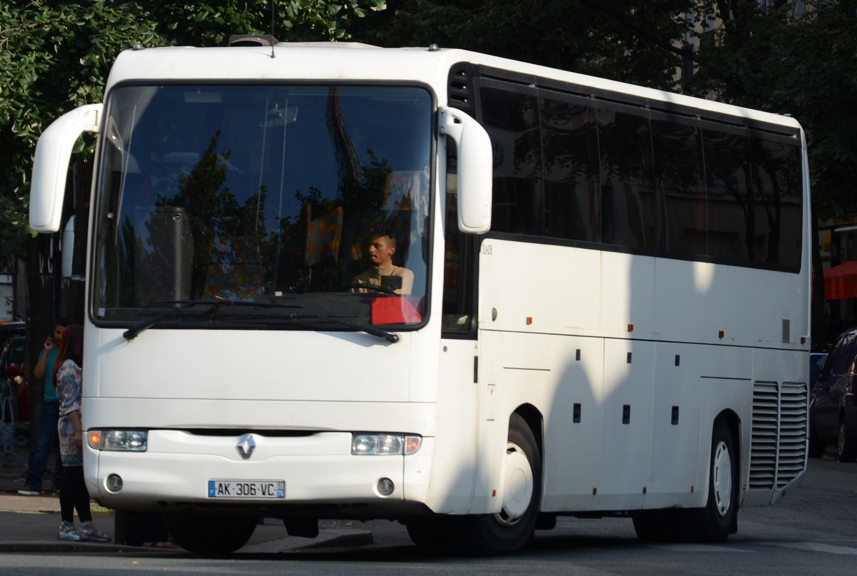 автобус рено