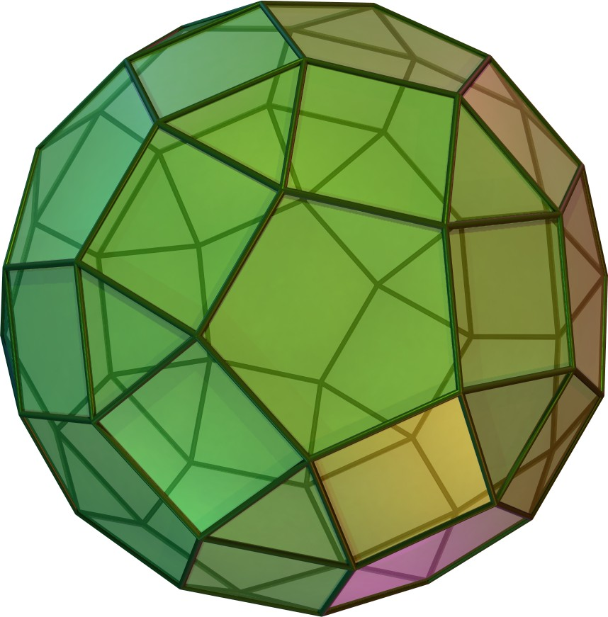 Rhombicosidodecahedron - Wikipedia