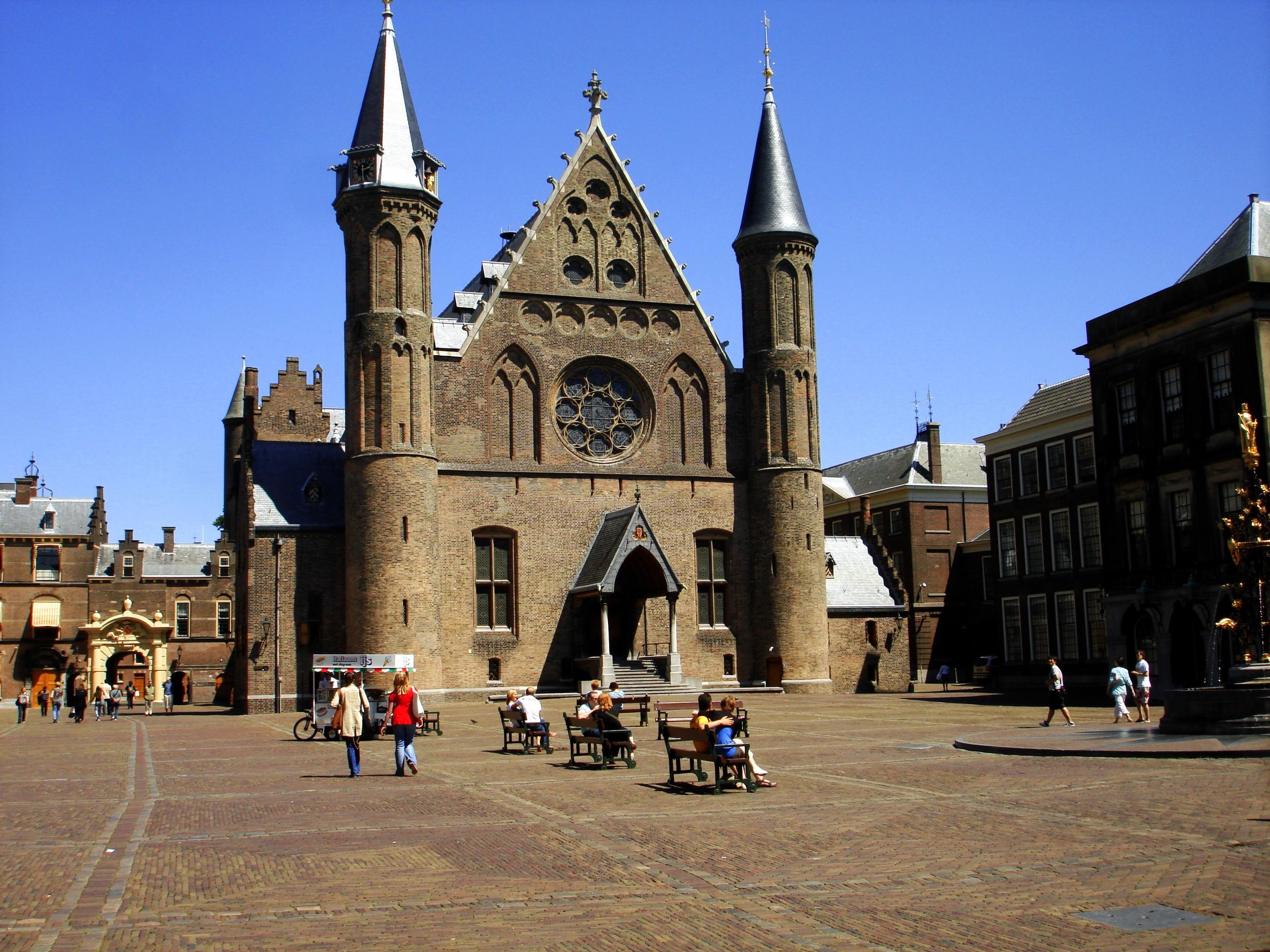 File ridderzaal op het wikimedia commons for Melchior interieur den haag