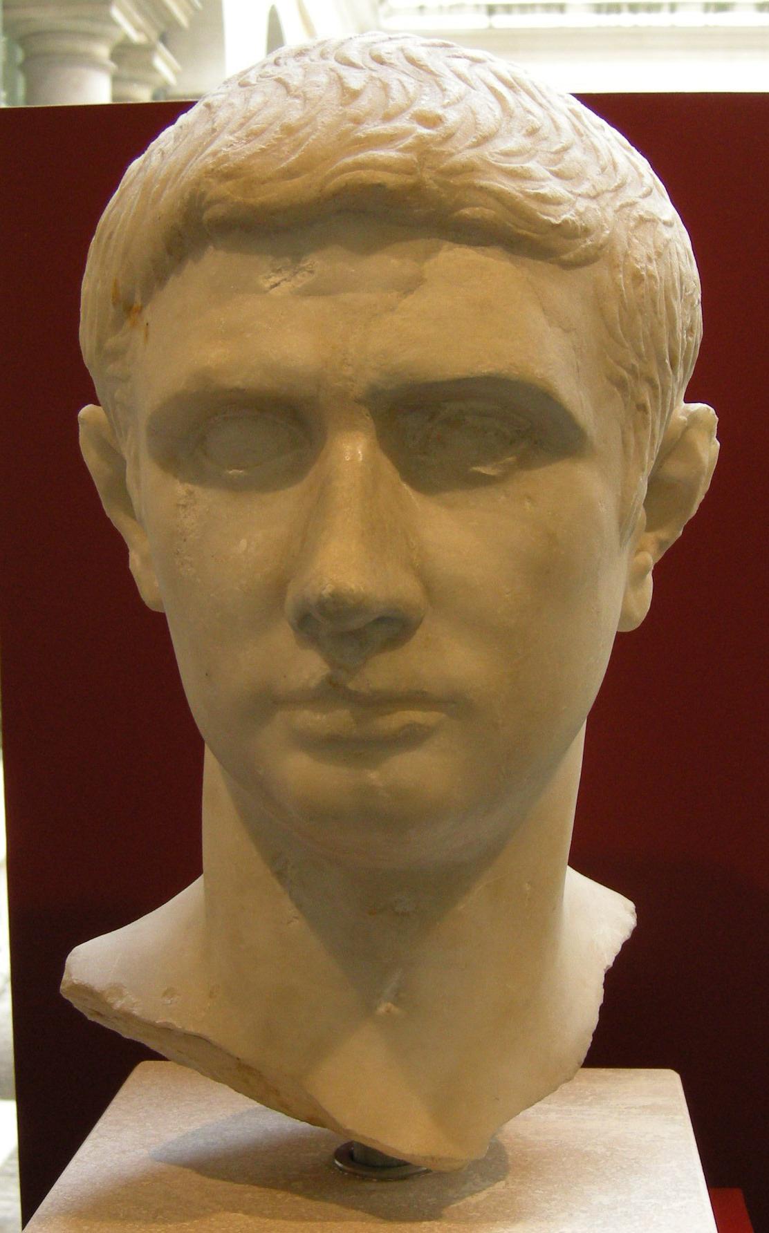 File Ritratto Di Principe Forse Bruto O Agrippa Filgio Di