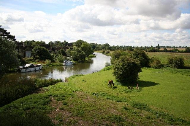 River Nene - geograph.org.uk - 528943