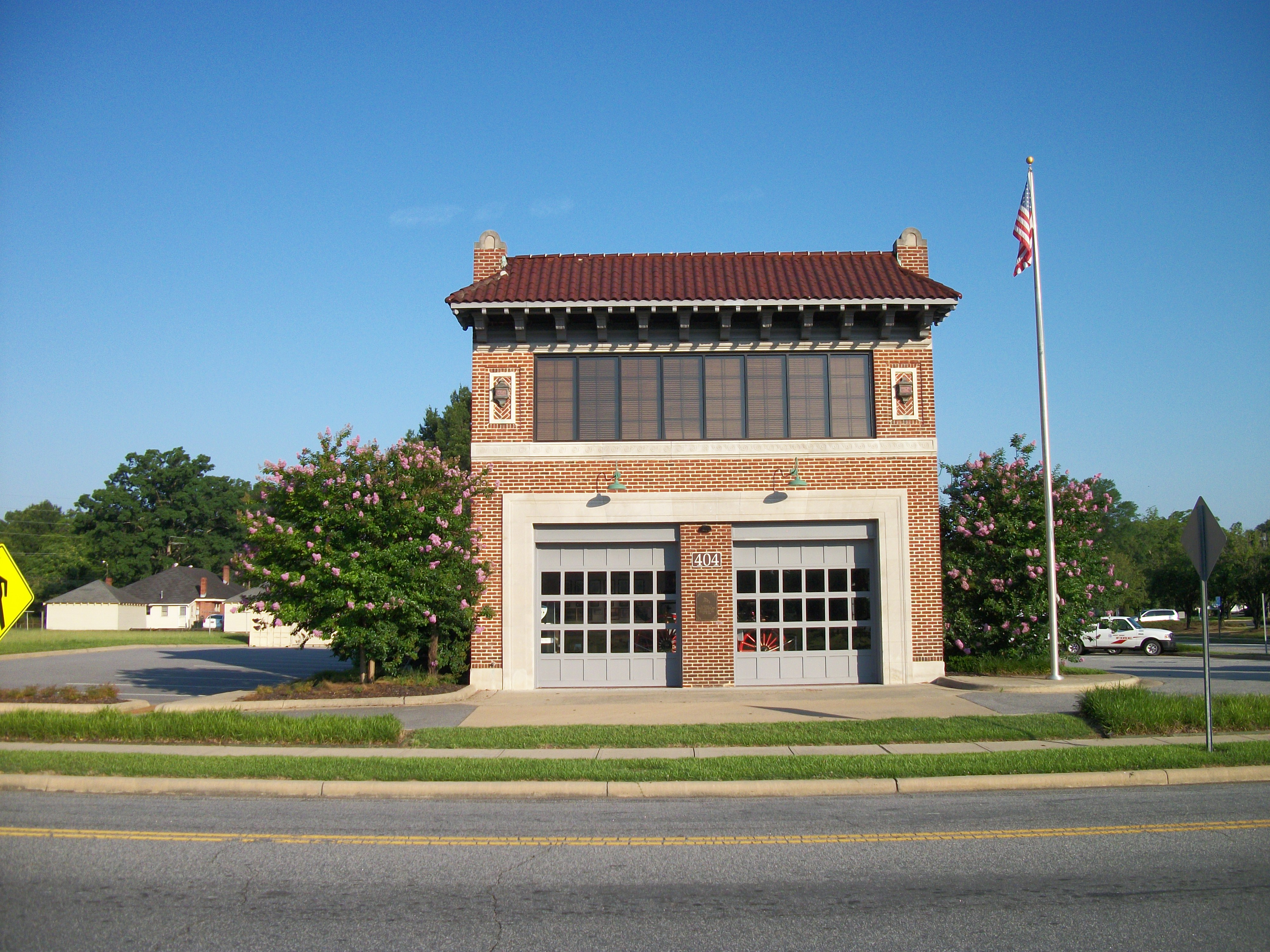 File Rocky Mount Nc Firehouse Museum Jpg Wikimedia Commons